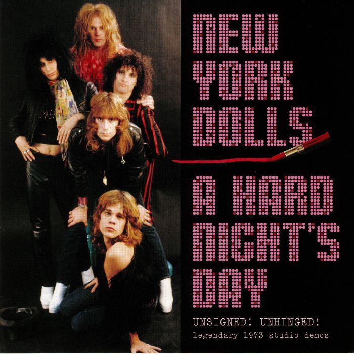 NEW YORK DOLLS - A Hard Night's Day