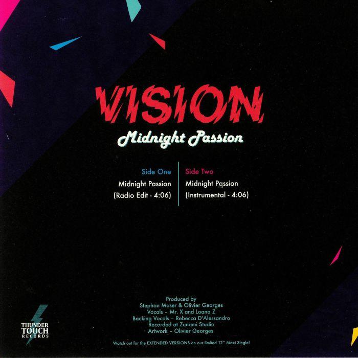 VISION - Midnight Passion