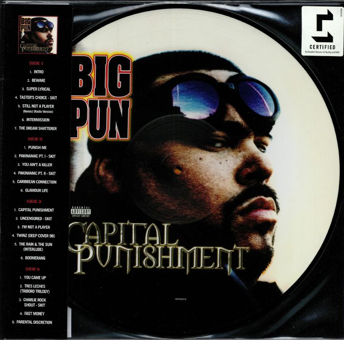 BIG PUN - Capital Punishment (20th Anniversary Edition)