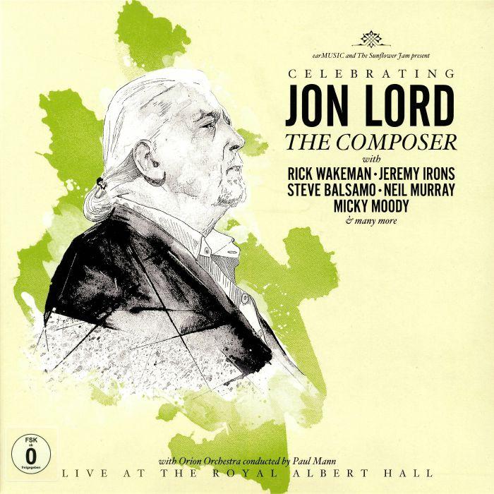 LORD, Jon/VARIOUS - Celebrating Jon Lord: The Composer: Live At The Royal Albert Hall