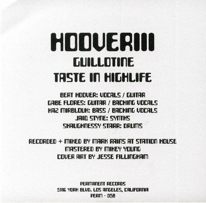 HOOVERIII - Guillotine