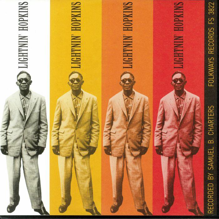 LIGHTNIN' HOPKINS - Lightnin' Hopkins (reissue)