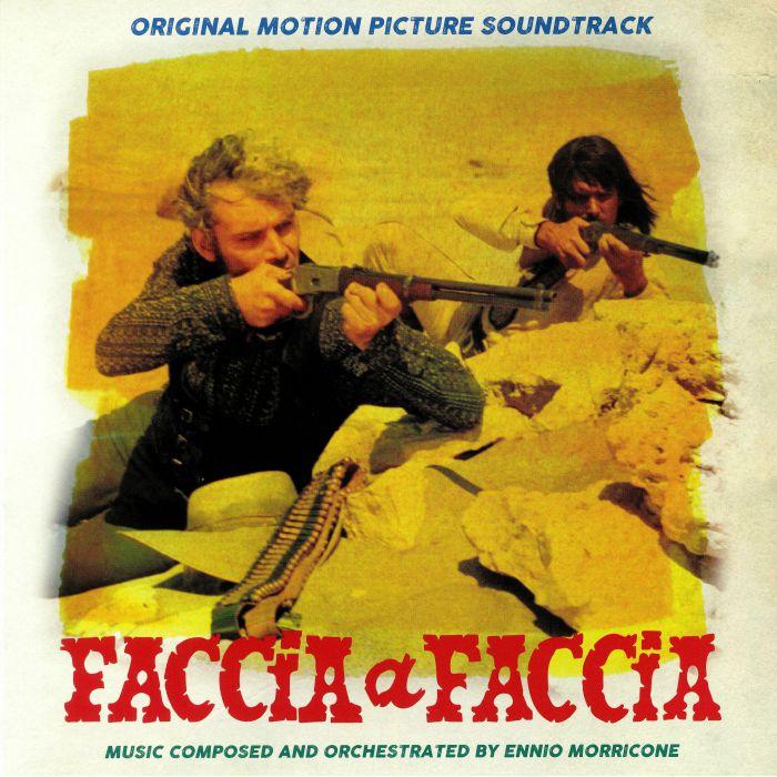 MORRICONE, Ennio - Faccia A Faccia (Soundtrack)