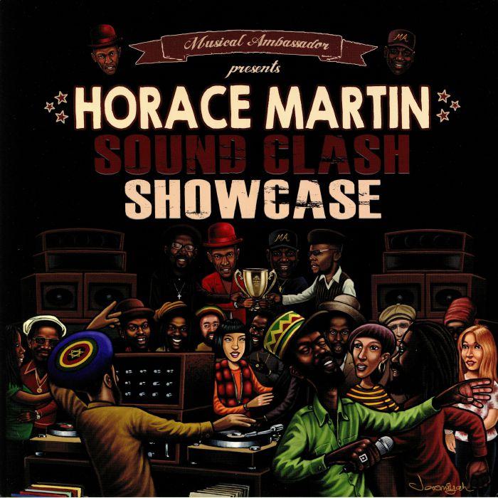 MARTIN, Horace - Sound Clash Showcase