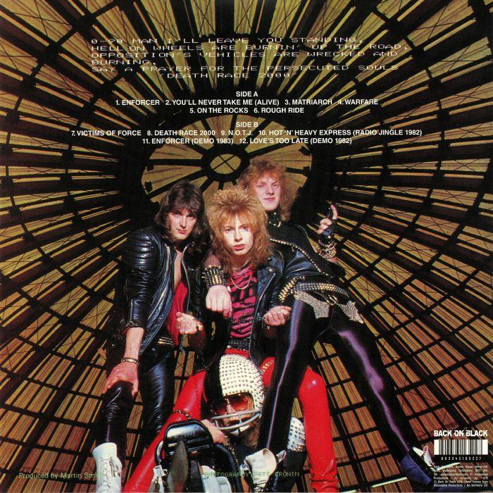 AVENGER - Blood Sports (reissue)