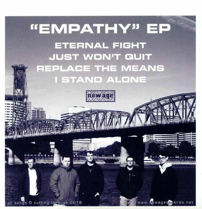 CUTTING THROUGH - Empathy EP