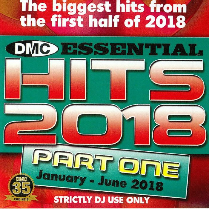 VARIOUS - Essential Hits 2017 Part One: January - June 2018 (Strictly DJ Only)