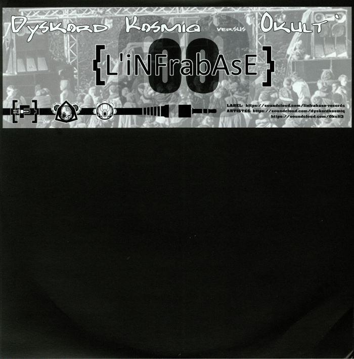 OKULT/DYSKORD KOSMIQ - No Money No Futur