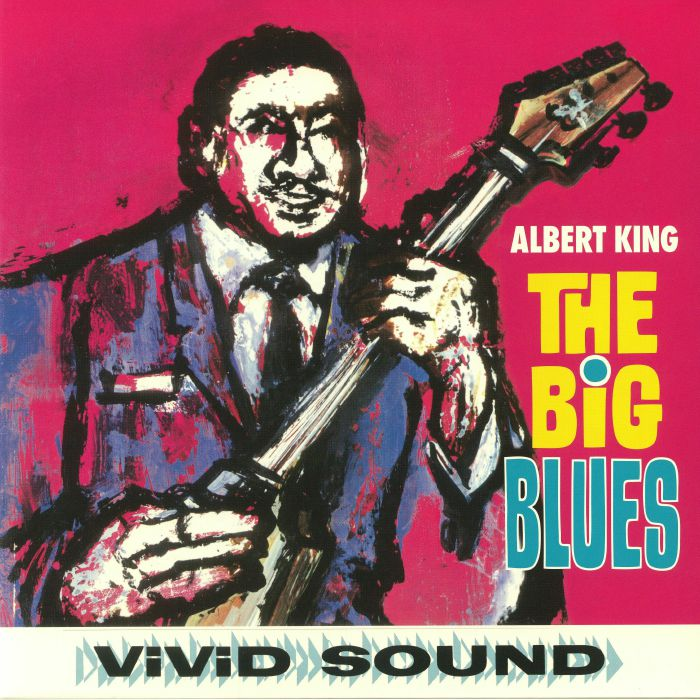 KING, Albert - The Big Blues (reissue)