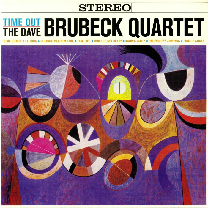 DAVE BRUBECK QUARTET, The - Time Out (reissue)