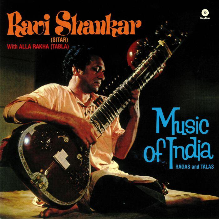SHANKAR, Ravi with ALLA RAKHA - Music Of India: Ragas & Talas
