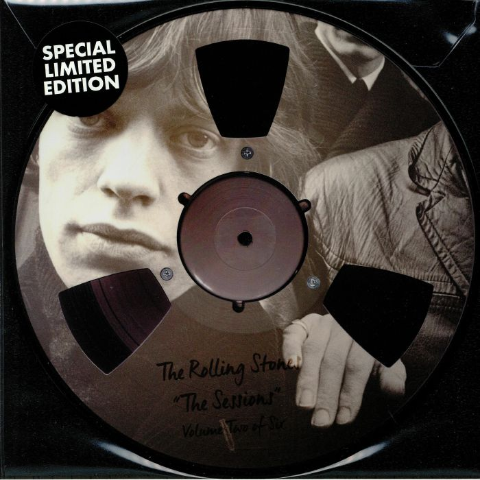 ROLLING STONES, The - The Sessions: Vol Two Of Six