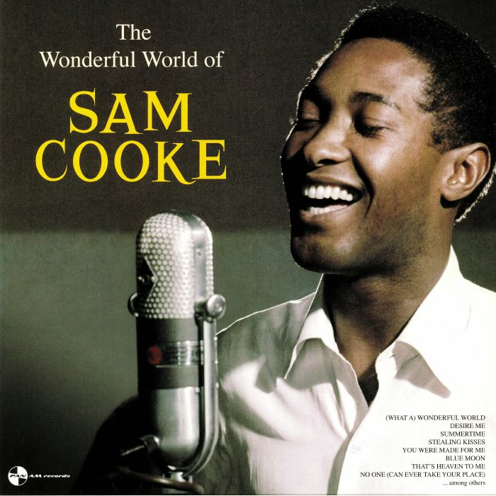 COOKE, Sam - The Wonderful World Of Sam Cooke (reissue)