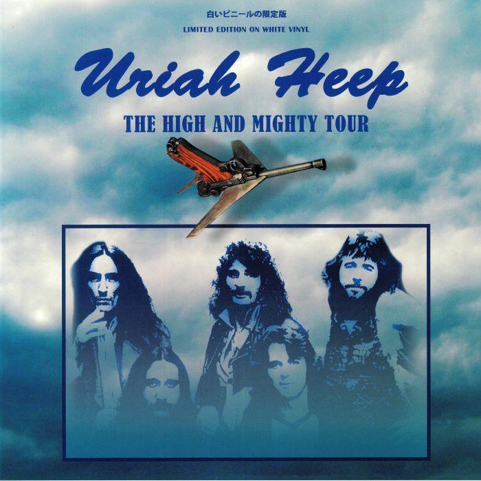 URIAH HEEP - The High & Mighty Tour