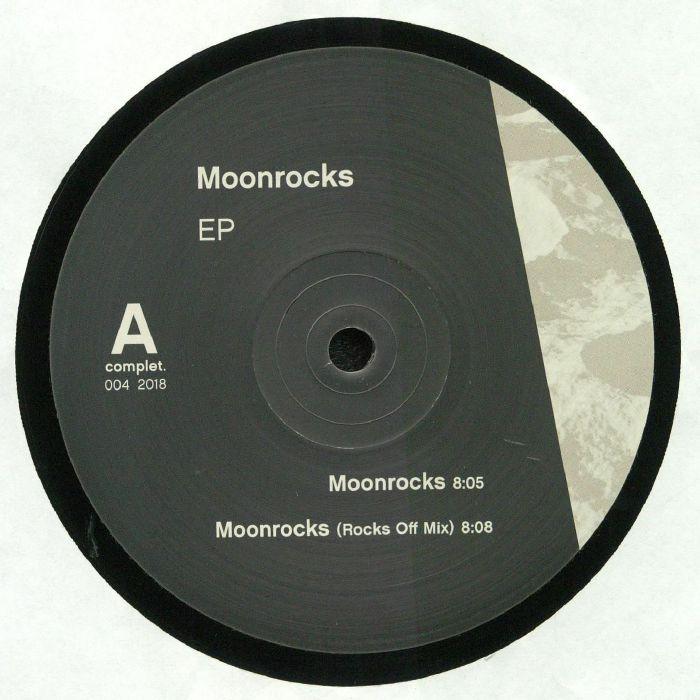 COMFORT ZONE - Moonrocks EP