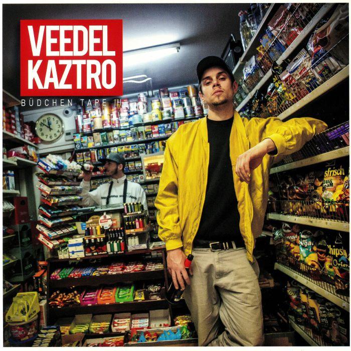 VEEDEL KAZTRO - Budchen Tape III