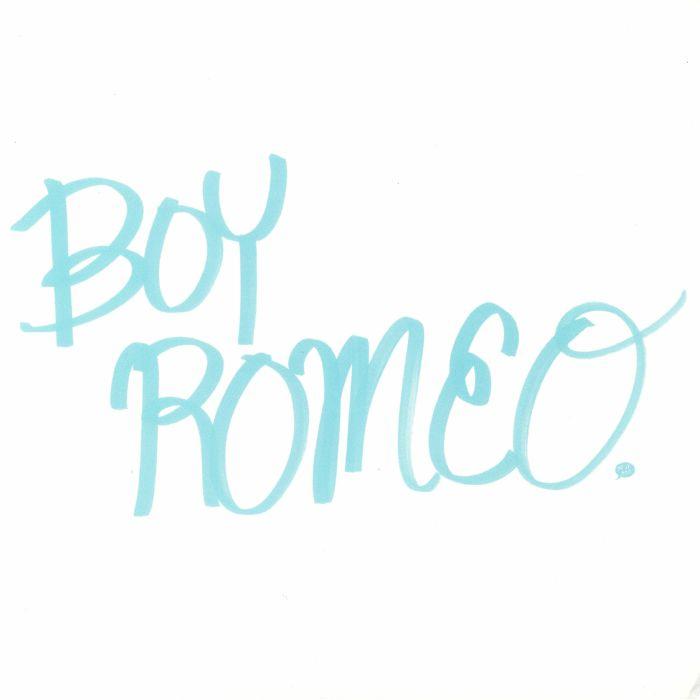 BOY ROMEO - Shorts EP