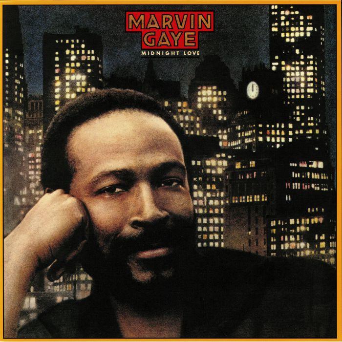 GAYE, Marvin - Midnight Love (reissue)