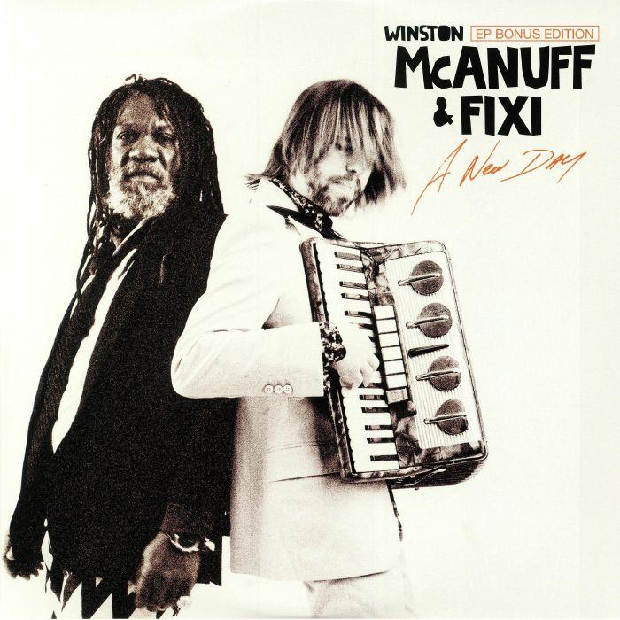 McANUFF, Winston/FIXI - A New Day