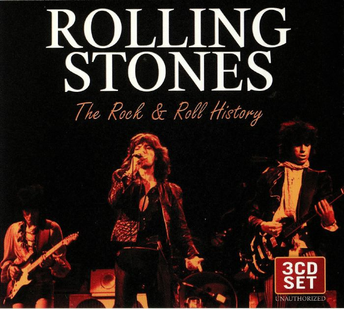 ROLLING STONES, The - The Rock & Roll History