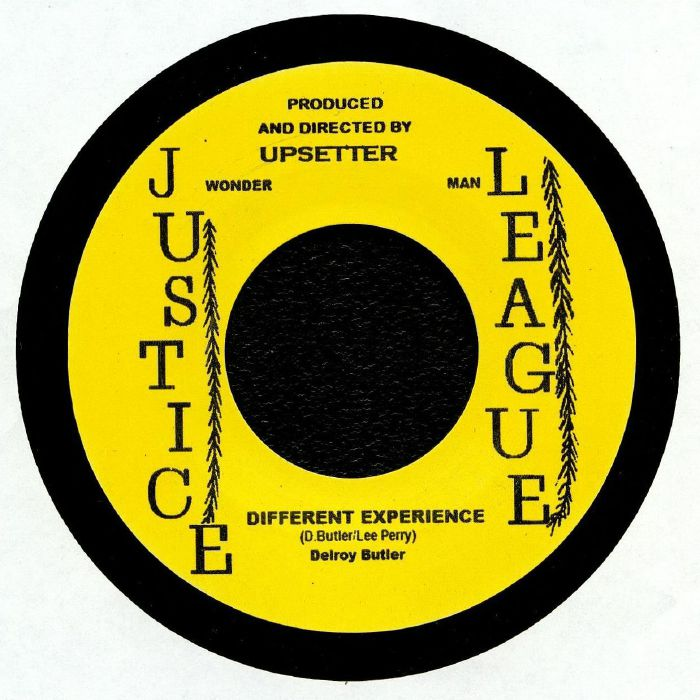 BUTLER, Delroy/UPSETTERS - Different Experience
