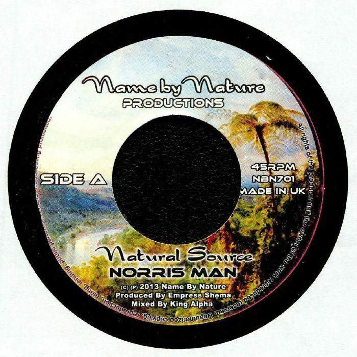 NORRIS MAN/EMPRESS SHEMA - Natural Source