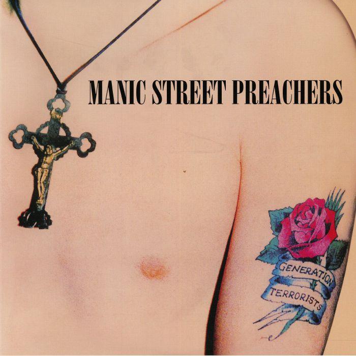 MANIC STREET PREACHERS - Generation Terrorists (reissue)
