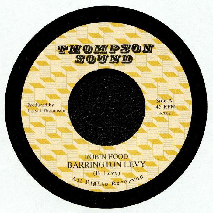 LEVY, Barrington - Robin Hood