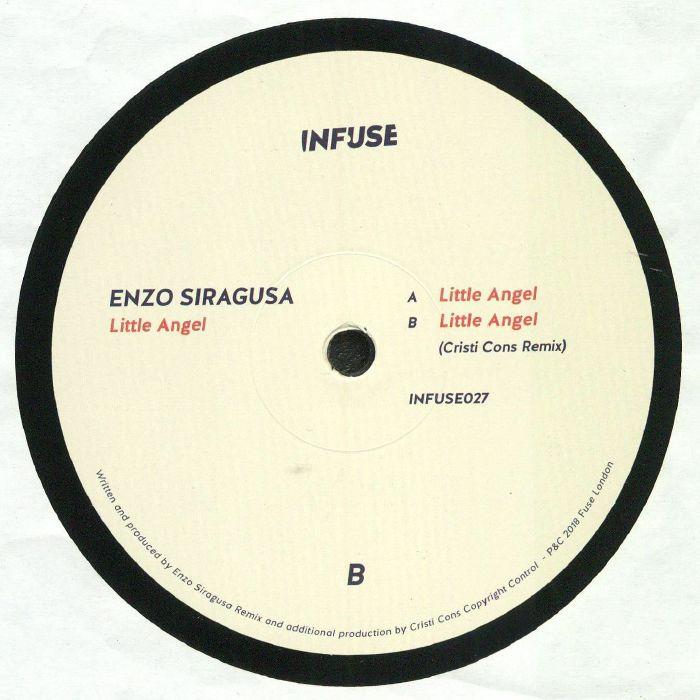 7ebe509f6 Enzo SIRAGUSA Little Angel vinyl at Juno Records.