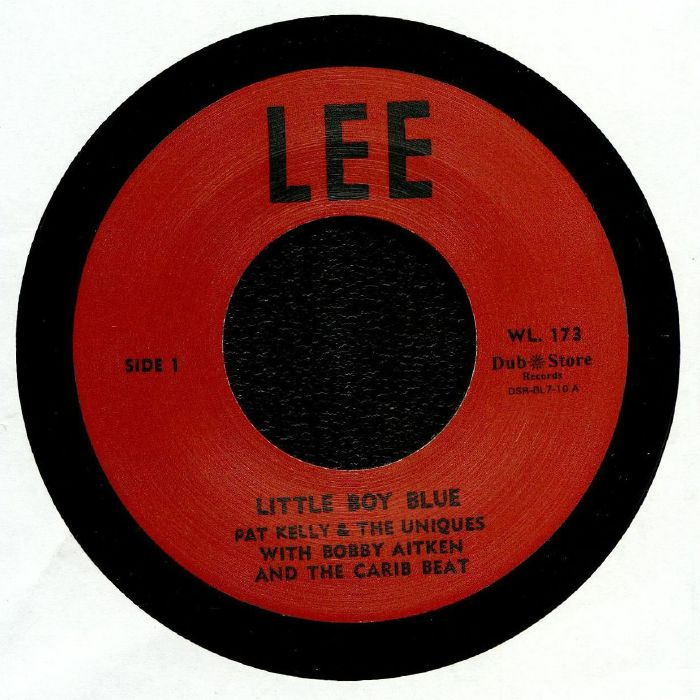 KELLY, Pat/THE UNIQUES/GLEN ADAMS/BOBBY AITKEN & THE CARIB BEAT - Little Boy Blue