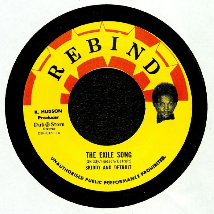 SKIDDY & DETROIT/BUNNY GALE - The Exile Song
