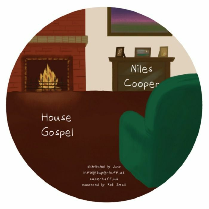Niles COOPER House Gospel EP vinyl at Juno Records