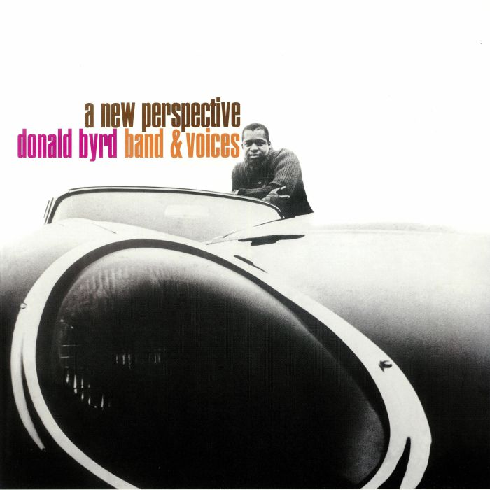 BYRD, Donald - A New Perspective (reissue)