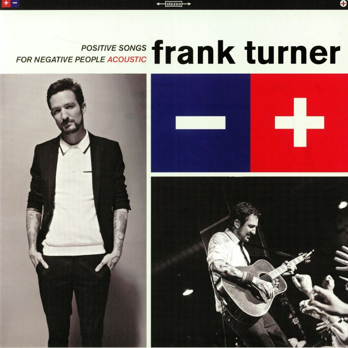 TURNER, Frank - Positive Songs For Negative People: Acoustic