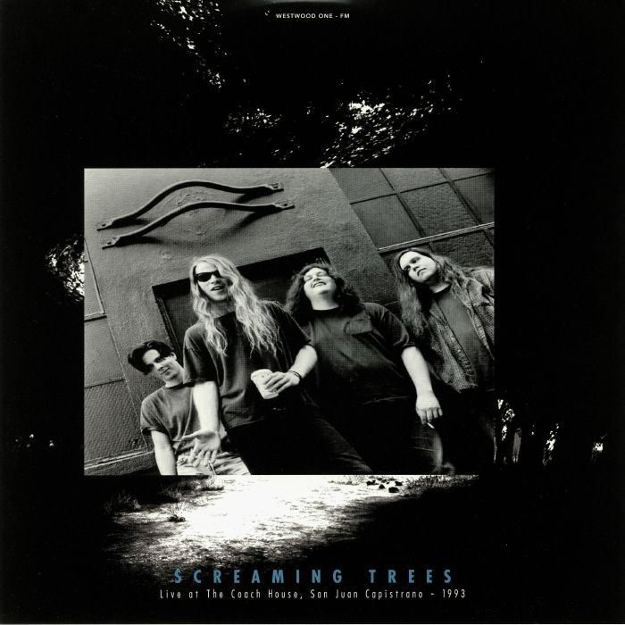 SCREAMING TREES - Live At The Coach House San Juan Capistrano 1993