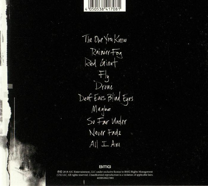 Alice In Chains Rainier Fog Vinyl At Juno Records