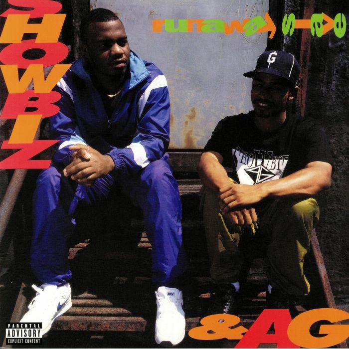 SHOWBIZ/AG - Runaway Slave (reissue)