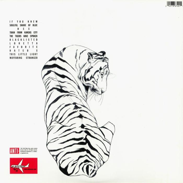CASE, Neko - Tigers Have Spoken (reissue)