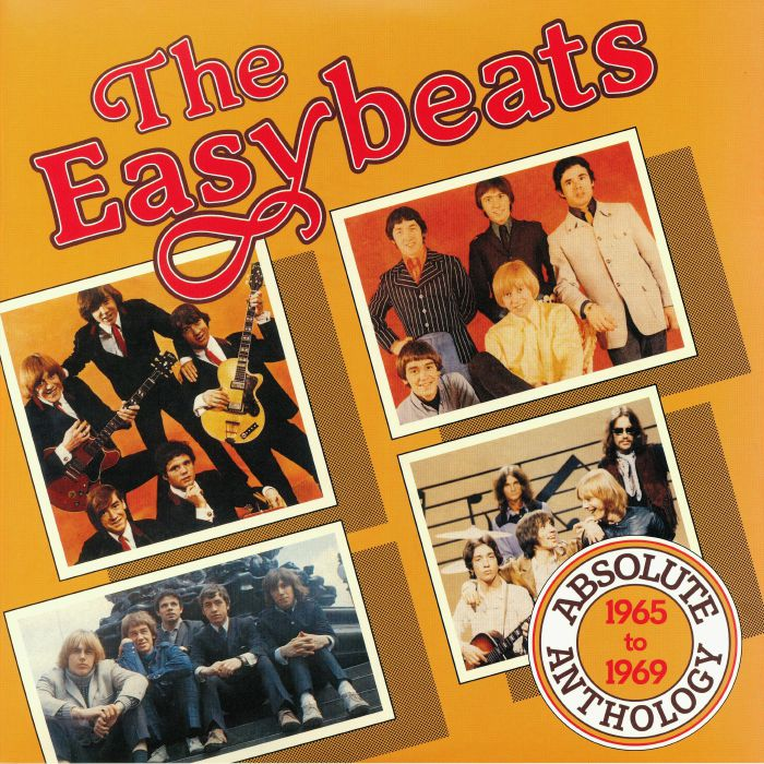 EASYBEATS, The - Absolute Anthology 1965-1969