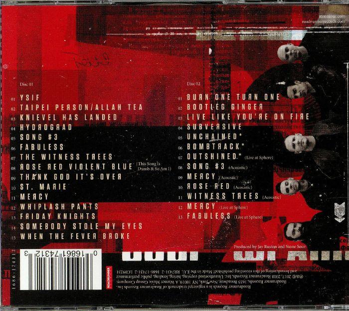 STONE SOUR Hydrograd (Deluxe Edition) vinyl at Juno Records