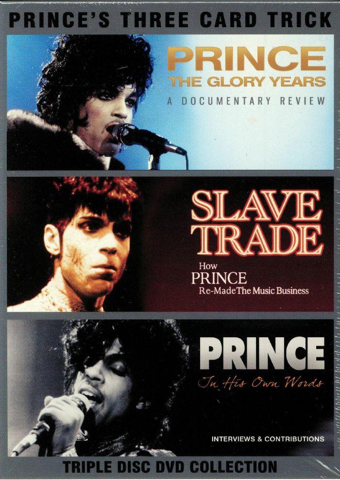 PRINCE - Prince's Three Card Trick