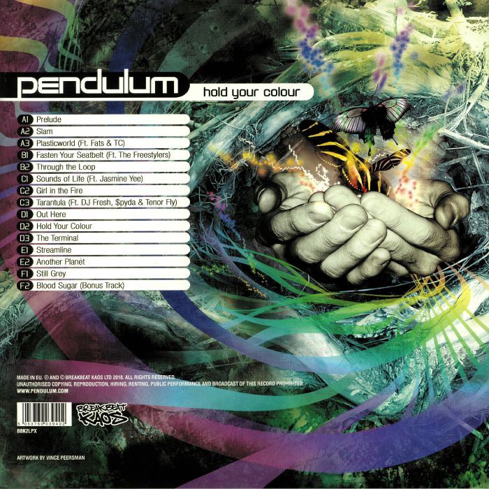 Pendulum Hold Your Colour Vinyl At Juno Records