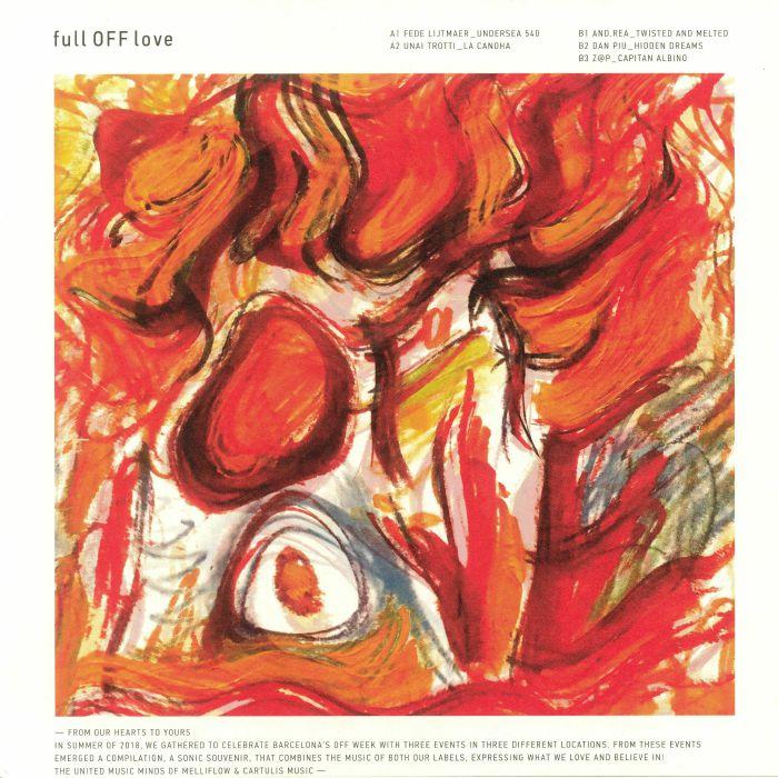 Federico Lijtmaer/unai Trotti/and Rea/dan Piu/z@p  Off Love Vinyl At Juno Records.