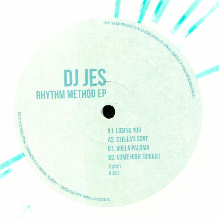 Nunudes Co Uk Jes: DJ JES Rhythm Method EP Vinyl At Juno Records