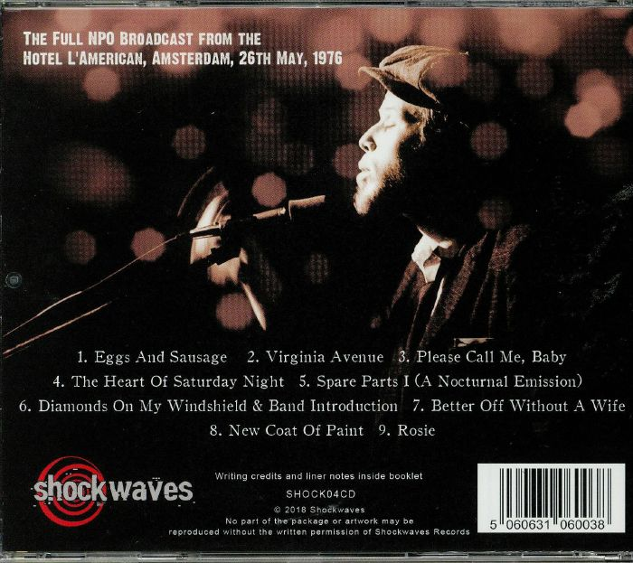 Tom Waits On The Road 1976 Vinyl At Juno Records
