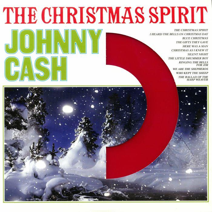 Johnny Cash I Heard The Bells On Christmas Day.Johnny Cash The Christmas Spirit Reissue Vinyl At Juno Records