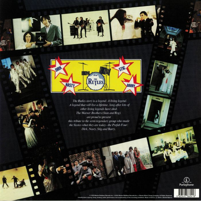 The RUTLES The Rutles: 40th Anniversary Edition vinyl at Juno Records