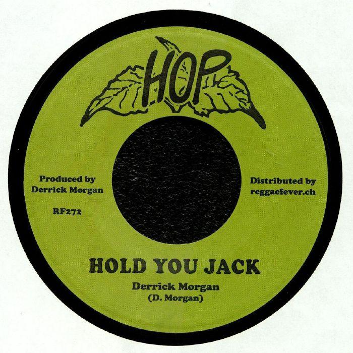 Derrick MORGAN Hold You Jack vinyl at Juno Records