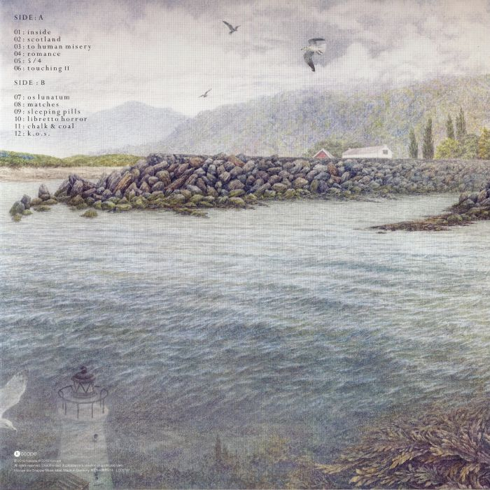 IAMTHEMORNING Ocean Sounds vinyl at Juno Records