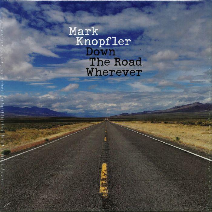 Mark Knopfler Down The Road Wherever Vinyl Juno Records